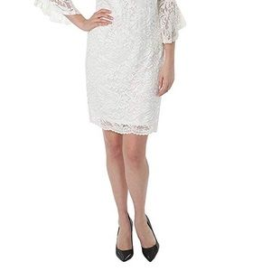 Tiana B Lace Summer Dress